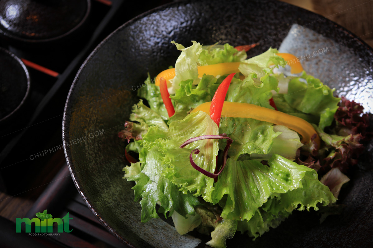 Japanese Food Photography in Vietnam