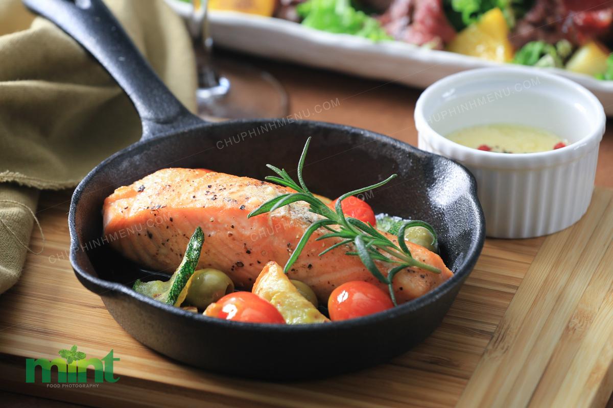 Chụp hình món ăn Phan Thiết