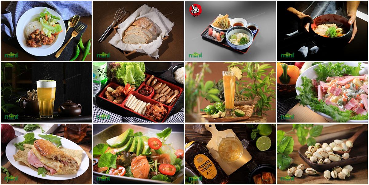 Dịch vụ chụp hình món ăn cho nhà hàng