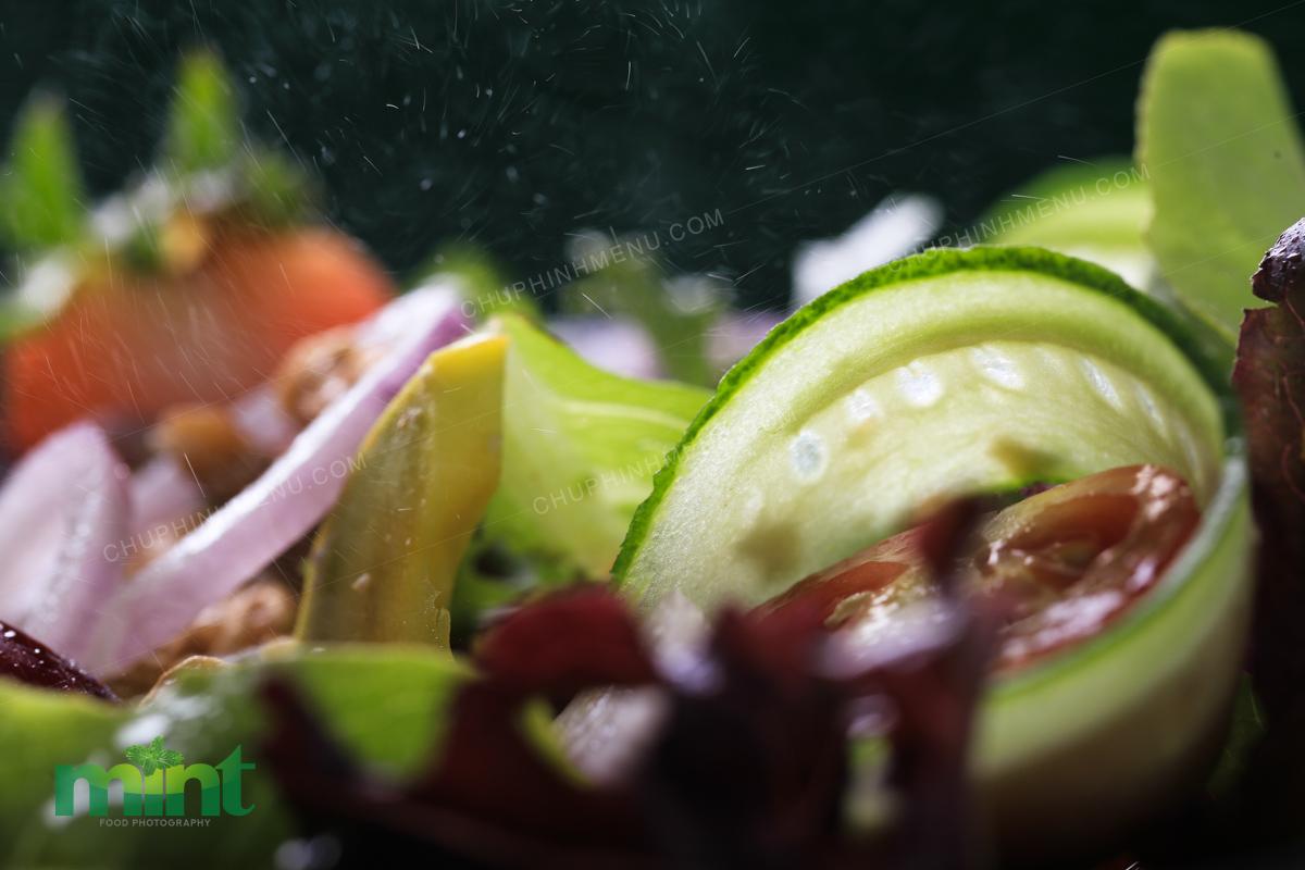 Ăn trái cây rau củ nhiều giúp ngăn ngừa ung thư đó nha.