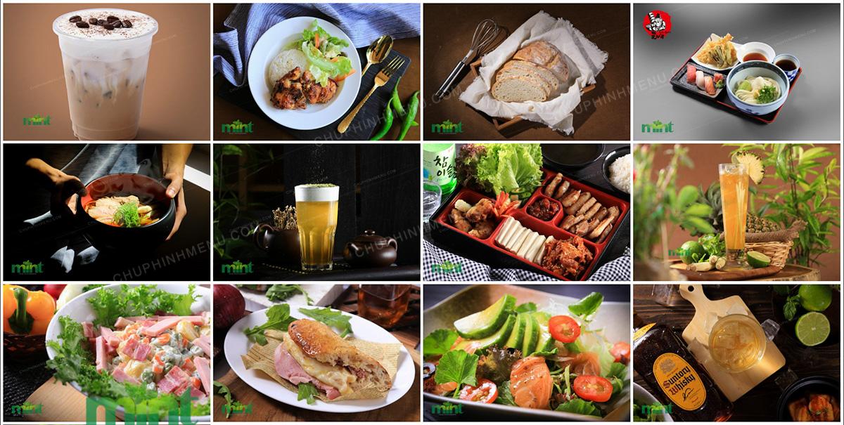 Chụp ảnh món ăn nhà hàng tại Thanh Hóa – Studio di động
