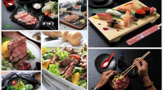 Chụp hình món ăn quảng cáo menu nhà hàng chuyên nghiệp giá rẻ